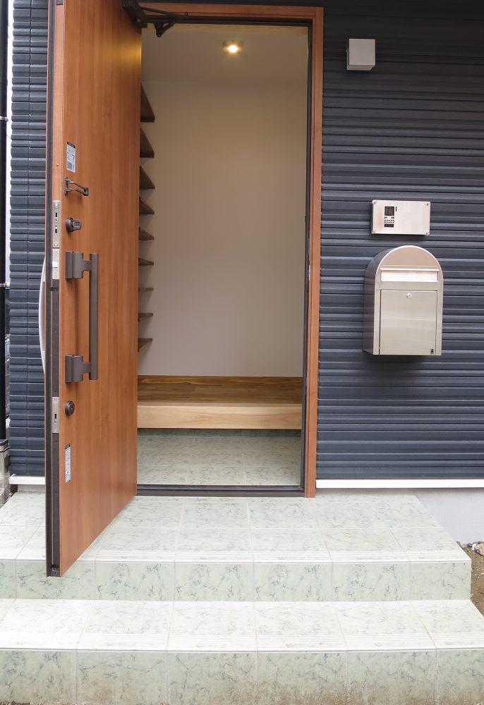 玄関タイルの選び方